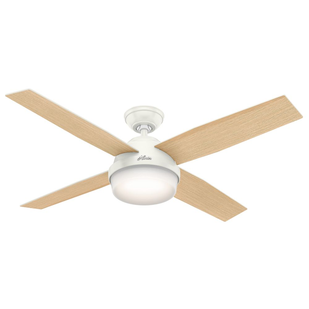 Hunter 59217 Dempsey 52 Inch 2 Led Light Ceiling Fan In