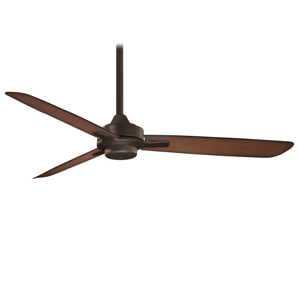 Minka Aire F727 Orb Rudolph 52 Inch Ceiling Fan In Oil