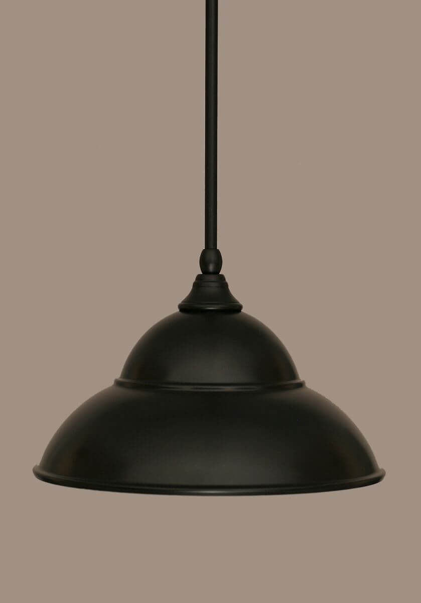 Toltec Lighting 23 Mb 428 1 Light Stem Mini Pendant In
