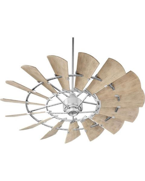 Windmill Ceiling Fan - 44 to 72 inches. Indoor and Outdoor