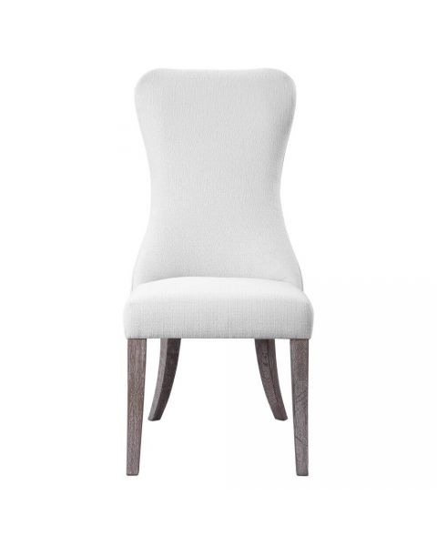 Uttermost 23540 Caledonia Armless Chair