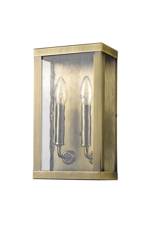 Acclaim Lighting 1520 Charleston 2 Light Outdoor Wall Sconce