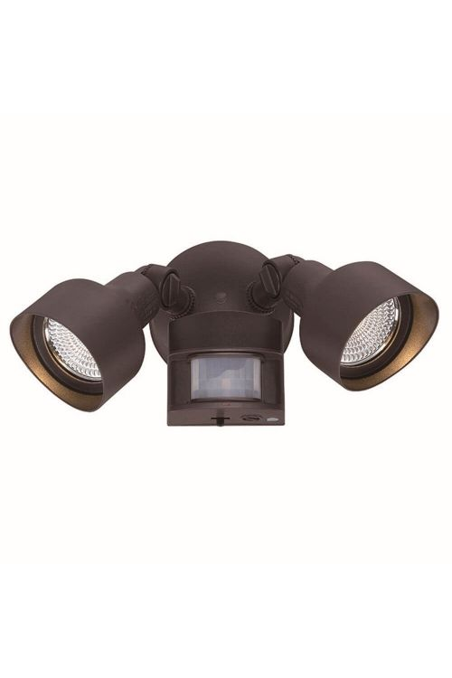 Acclaim Lighting LFL2ABZM 2 LED Outdoor Flood Light In Architectural Bronze