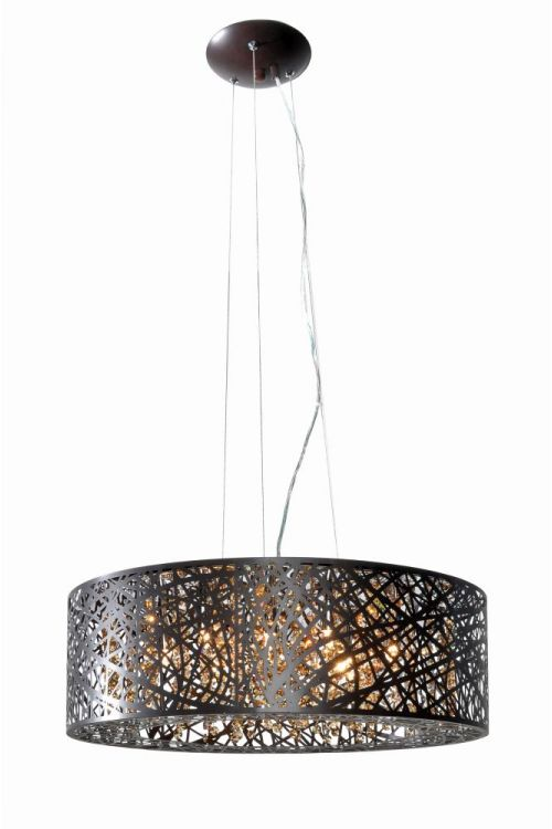 ET2 lighting E21308 Inca 9 Light Pendant