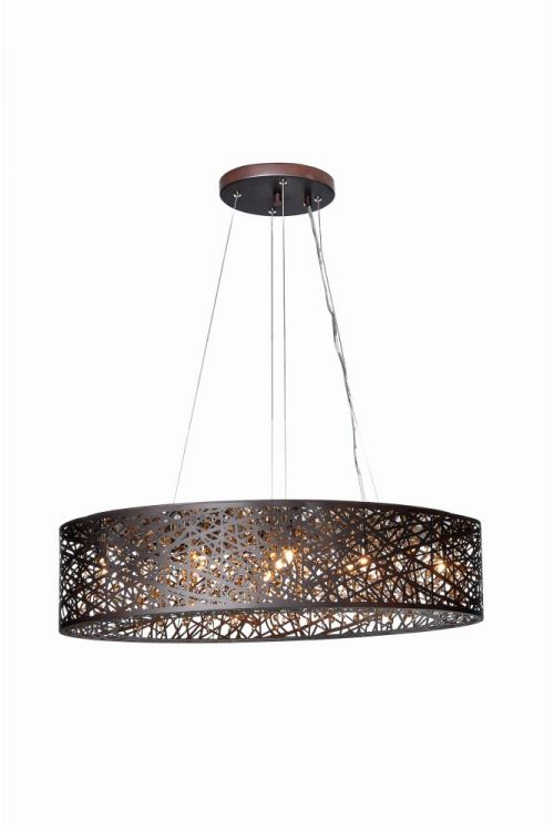 ET2 lighting E21310 Inca 9 Light Pendant