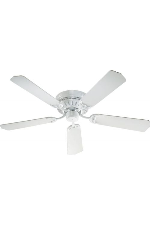 Quorum International 11525-6 Custom Hugger 52 Inch 5 Blade Fan In White