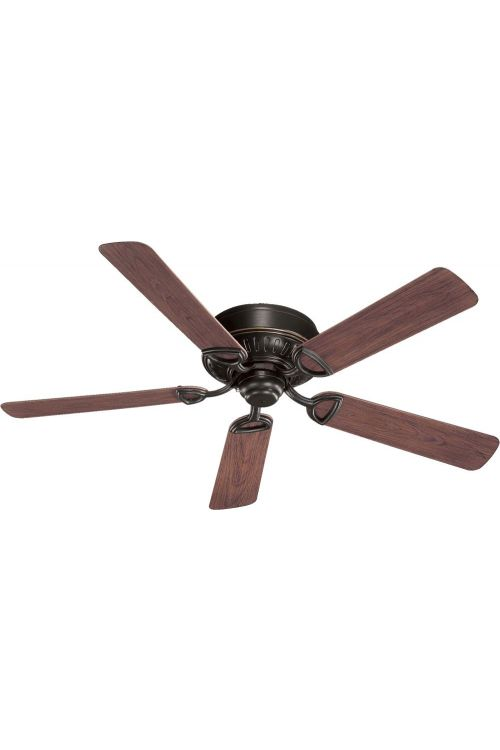 Quorum International 151525-95 Medallion Patio 52 Inch 5 Blade Outdoor Ceiling Fan In Old World