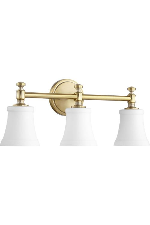 Quorum International 5122-3 3 Light Vanity Light