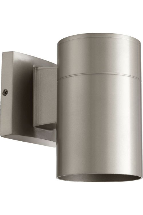 Quorum International 720-3 4 Inch Architectural Cyl Wall Sconce In Graphite