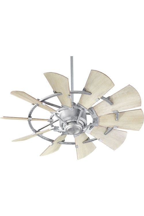 Quorum International 94410 Windmill 44 Inch Ceiling Fan