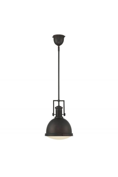 Savoy House 7-730-1-13 Chival 1 Light 11 Inch Pendant In English Bronze
