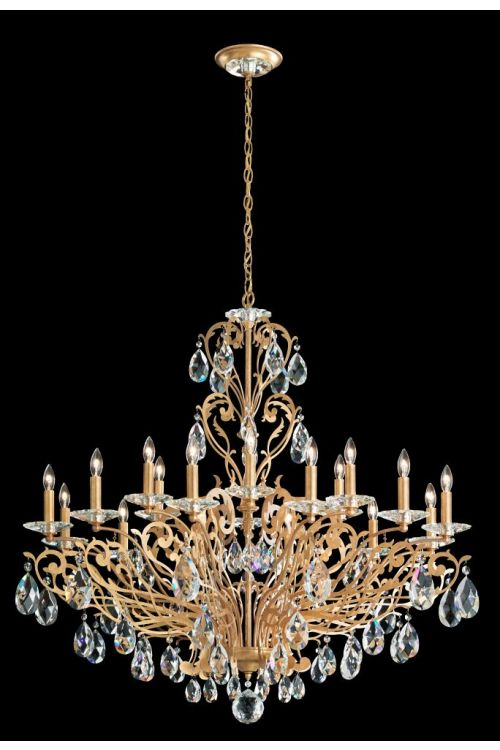 Schonbek FE7018 Filigrae 18 Light Chandelier