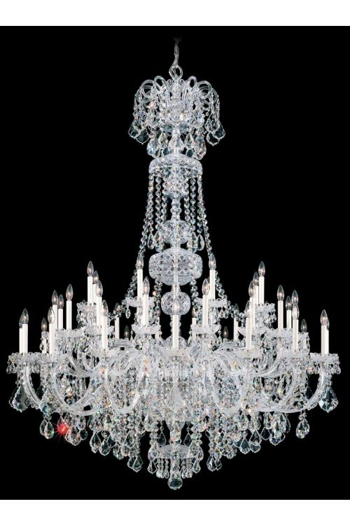 Schonbek 6861 Olde World 45 Light Chandelier