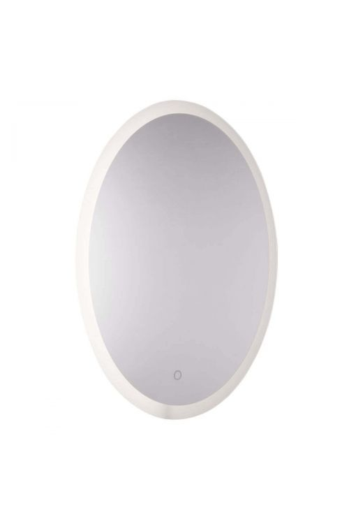 Artcraft AM318 Reflections 1 Light LED Mirror in Frosted Edge