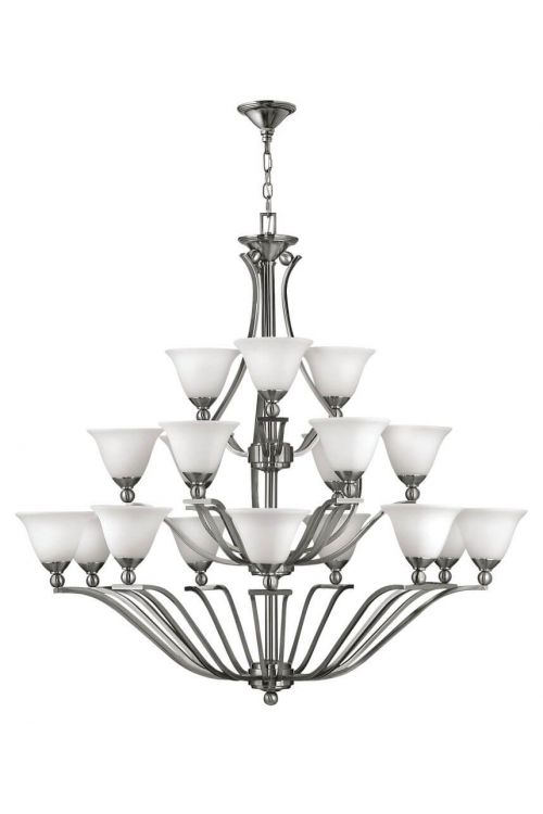 Hinkley Lighting 4659 Bolla 3 Tier 18 Light Chandelier