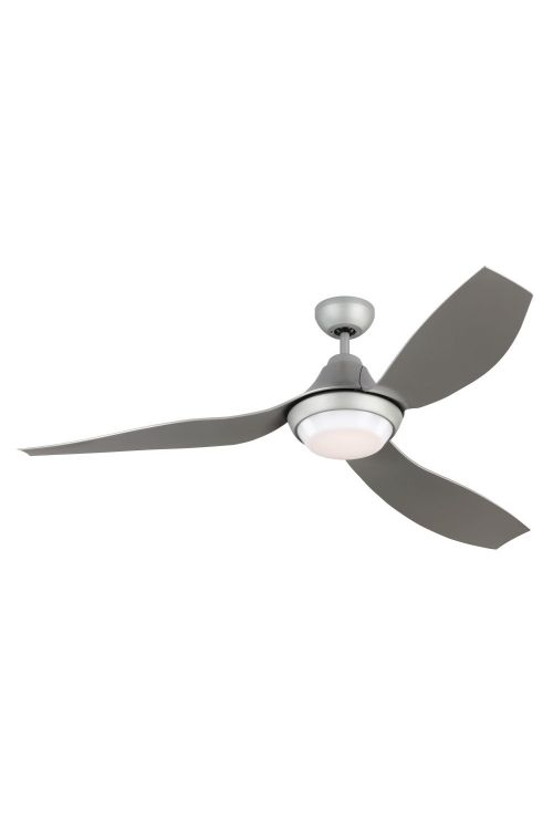 Monte Carlo 3AVOR56GRYD Avvo 56 Inch Outdoor Ceiling Fan In Grey