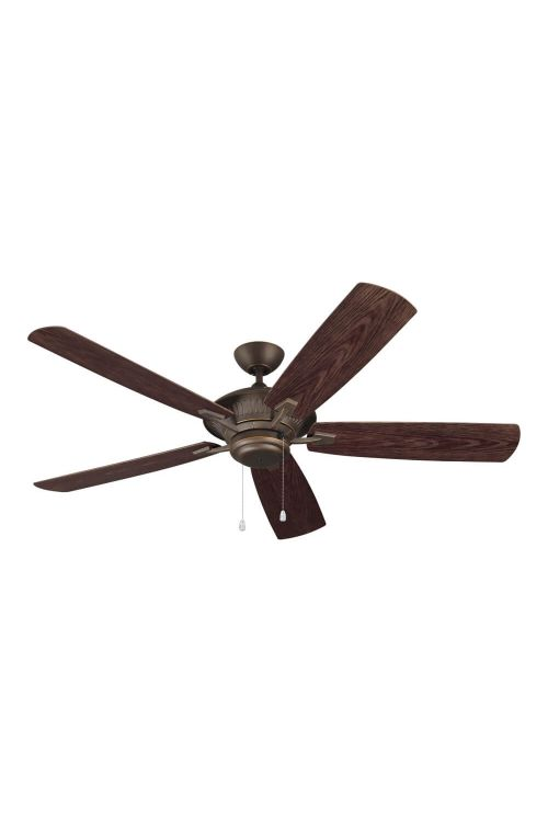 Monte Carlo 5CY60RB 60 Inch Cyclone Outdoor Fan In Roman Bronze
