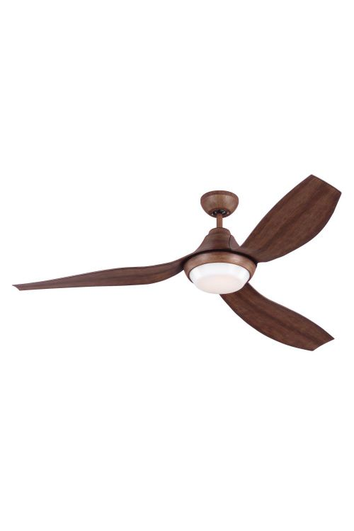 Monte Carlo 3AVOR56KOAD-V1 Avvo 56 Inch Outdoor Ceiling Fan In Koa
